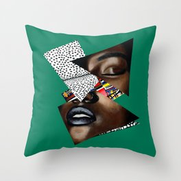 GLIY (Gold Lives Inside You) Throw Pillow