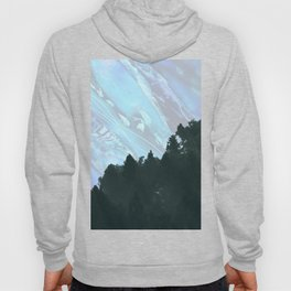 Abstract Nature Mountain Hoody