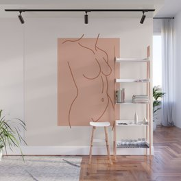 Female Form #3 Wall Mural
