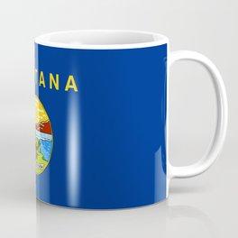 Montana State Flag Coffee Mug