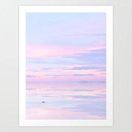 Sailor's dream Art Print