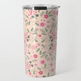 Liberty Pattern Travel Mug