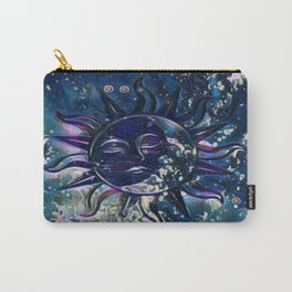 Dream Escape Sun Moon Carry-All Pouch