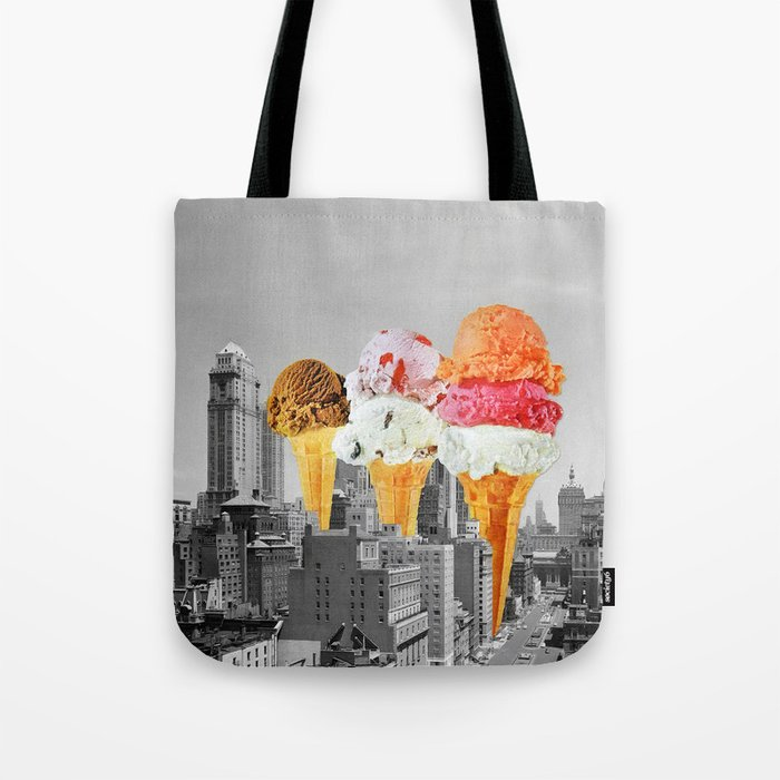 Urban Delights 1 Tote Bag