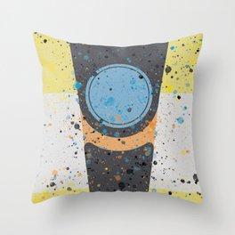 Claptrap Throw Pillow