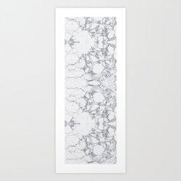 Modern Marble Pattern Art Print