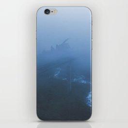 Monster brawle iPhone Skin