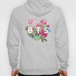 BTS Flowers Hoody