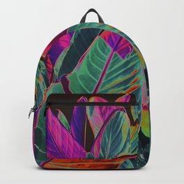 leaves pattern II Backpack