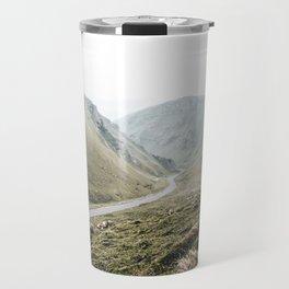 view of Winnats Pass Travel Mug