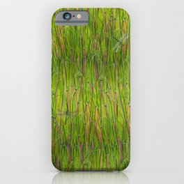 Prairie Meditation iPhone Case
