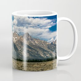 The Grand Tetons - Summer Mountains Coffee Mug