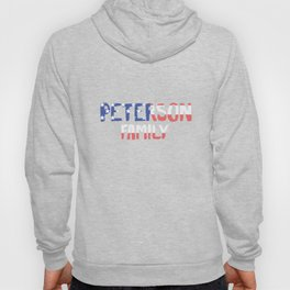 Peterson Family Hoody