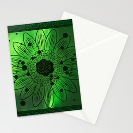 Flor de saturno !!! Stationery Cards