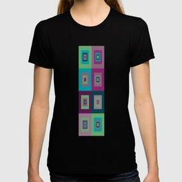 Retro Rectangle T-shirt