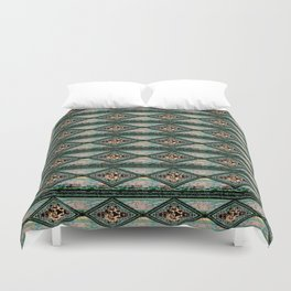 Kachina Eagle Duvet Cover