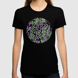 April blooms(lavender) T-shirt