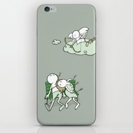 Love Hurts iPhone Skin