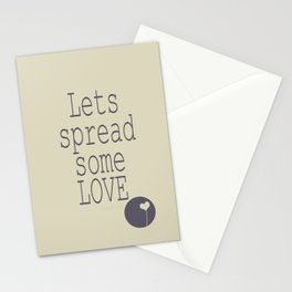 Spread Some LOVE Stationery Cards