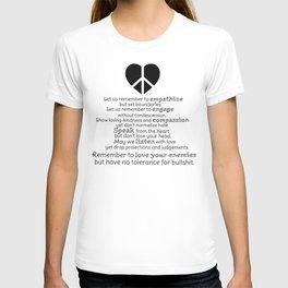 A New Pledge T-shirt