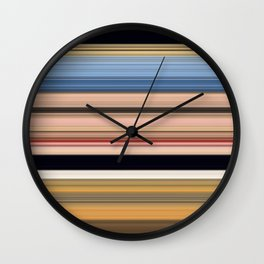 Girl with a Pearl Earring - Swipe Wall Clock