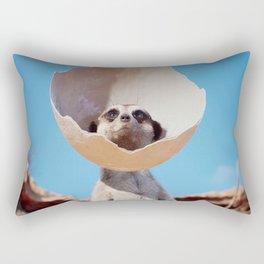 Unreal Engine 4  CGI digital 3D The Lion King meerkats Rectangular Pillow