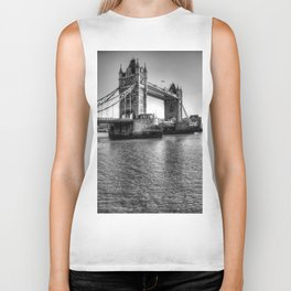 Tower Bridge, London Biker Tank