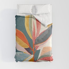 Colorful Branching Out 01 Comforters