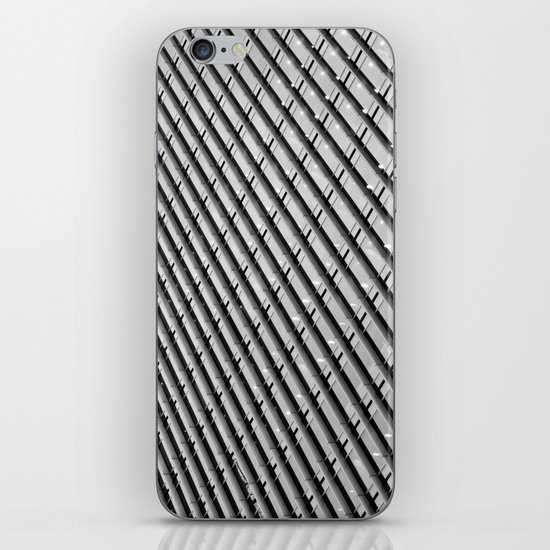 Canary Wharf  Abstract iPhone & iPod Skin
