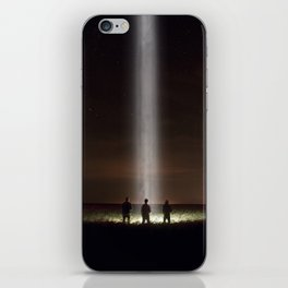 The Truth Is Out There iPhone Skin