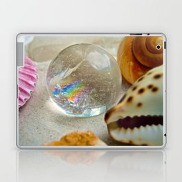 Lemurian Seed Rainbow - The Peace Collection Laptop & iPad Skin