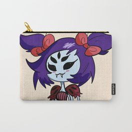 Spider Queen Muffet Carry-All Pouch