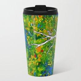 Bird out the Bush Travel Mug
