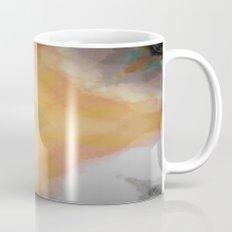 Water Rust Pattern 002 Mug