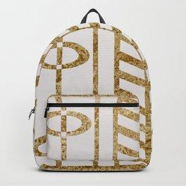 Art deco design III Backpack