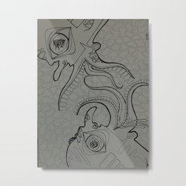 TrueLove Metal Print