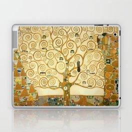 Gustav Klimt - Tree of Life Laptop & iPad Skin