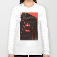 mad men Long Sleeve T-shirts featuring Mad Men Poster Print by Take Heed