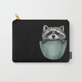 racoon on a bag Carry-All Pouch