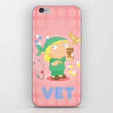 Vet iPhone & iPod Skin