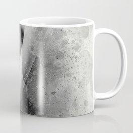 Naked Yoga Watercolor Coffee Mug