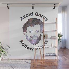 Terence Mckenna - Avoid Gurus, Follow Plants (Universe) Wall Mural