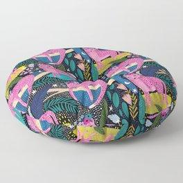 Cheetah Night Floor Pillow