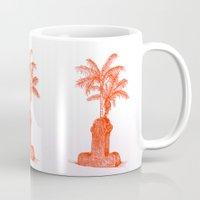 shiva Mugs featuring Shiva. by Laramo