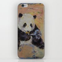 cigarette iPhone & iPod Skins featuring Cigarette Break by Michael Creese
