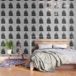 Buffalo - Black & White Wallpaper