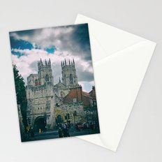 York Minster and Bootham Bar Stationery Cards