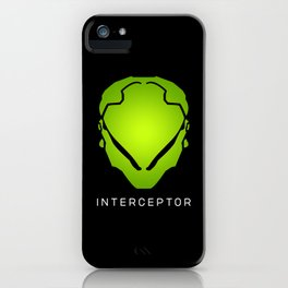 Interceptor Avatar iPhone Case