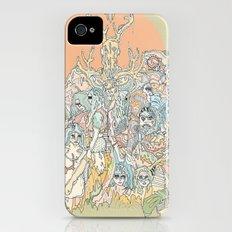 sherbet iPhone (4, 4s) Slim Case