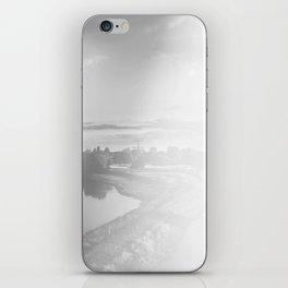 not again iPhone Skin